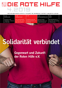 Rote Hilfe-Zeitung 4-2019